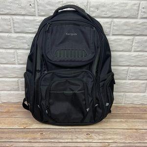 TARGUS Black Multi pocket Backpack